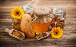 Мед и пчелиный подмор для повышения потенции