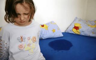Таблетки от энуреза у детей
