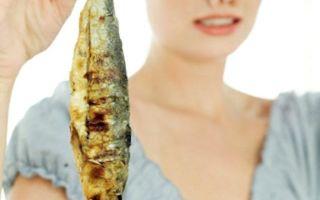 Почему моча пахнет рыбой