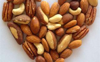 Орехи и мед для повышения потенции