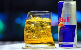 Влияние алкоголя и энергетиков на мужскую потенцию