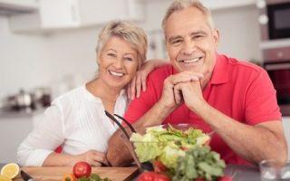 Питание и диета при простатите