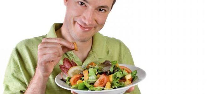 Диета и питание при раке простаты