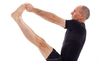 Йога для предстательной железы