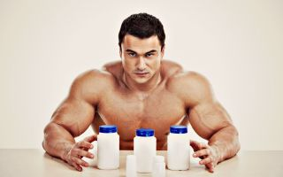 Как протеин влияет на потенцию