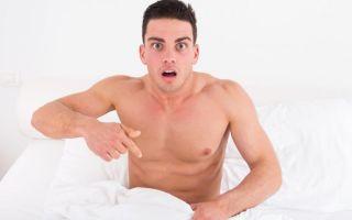 Признаки и поведение мужчины импотента