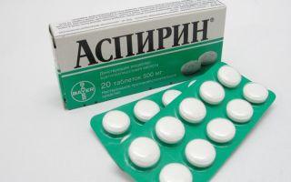 Как влияют Аспирин и Эналаприл на потенцию
