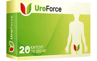 Uroforce – средство от мочекаменной болезни и других заболеваний почек
