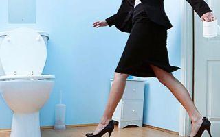 Частое мочеиспускание с болью у женщин