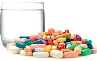 Мочегонные средства и таблетки