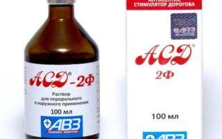 АСД-2 при аденоме простаты