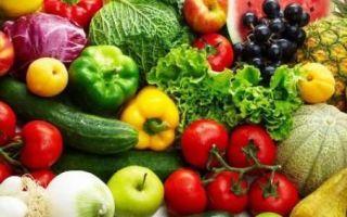 Мочегонные продукты питания
