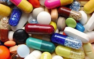 Медикаментозное лечение при варикоцеле