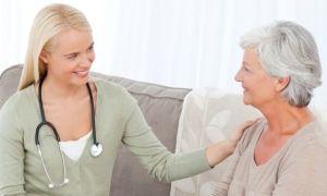Цистит у пожилых женщин