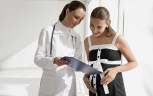 Антибиотики нежелательно принимать при беременности