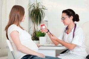 Прием у гинеколога и направление на анализ мочи