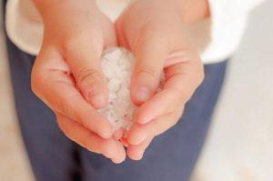 соль в моче