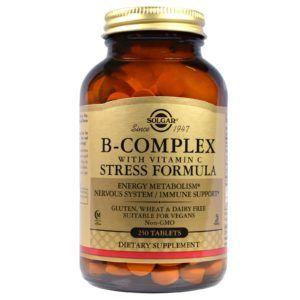 Прием витаминов B и C влияет на цвет урины