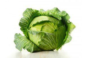 включить в рацион питания морковь, капусту и другие листовые овощи