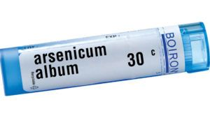 Арсеникум альбум