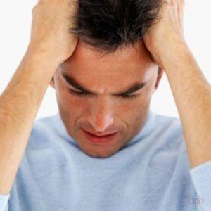 Превышение красных телец в мочевых выделениях мужчин может возникнуть из-за стресса