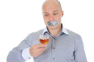 За 2 дня до сдачи анализов нужно воздержаться от приема алкоголя