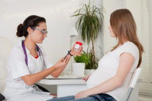 Сдача анализов на белок при беременности