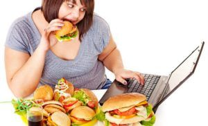 Нарушение режима питания