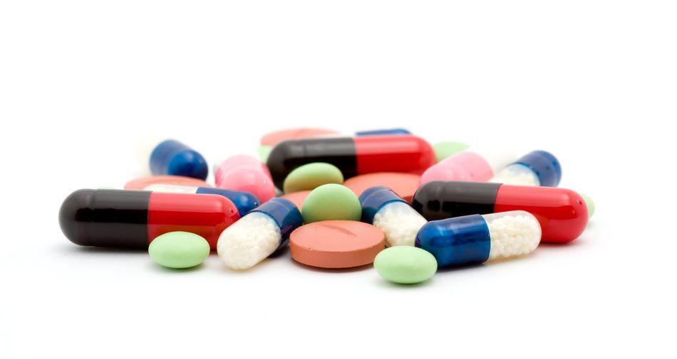 противомикробные лекарства