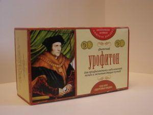 Фиточай Урофитон