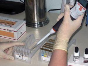 Определение показателей проводится в лабораторных условиях