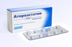 Препарат Аторвастатин