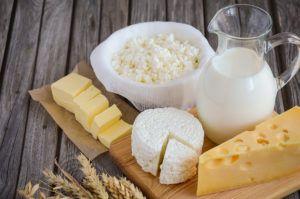 Основу ежедневного питания должны составлять растительные и молочные продукты