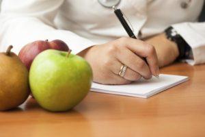 Примерное менюмедицинский специалистсоставляет из разрешенных продуктов