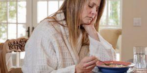 Слабость и ухудшение аппетита