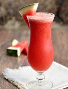 коктейль из арбуза