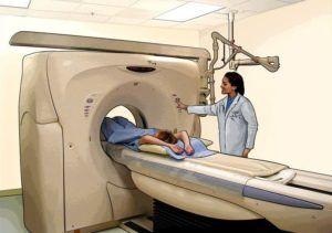 компьютерная томография почек