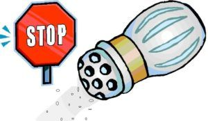 ограничение потребления соли