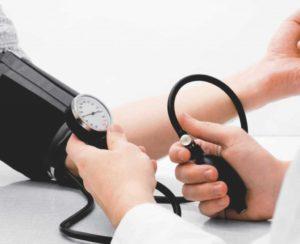 Изменения артериального давления