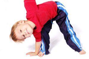 упражнения для ребенка