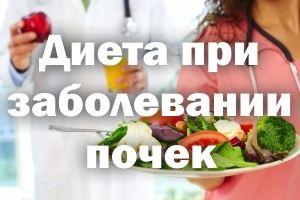 Какие продукты нельзя употреблять при воспалении мочевого пузыря и почек