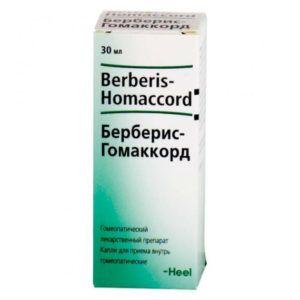 Препарат Берберис