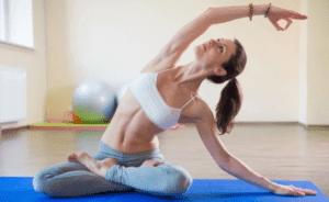 Йога разрешенный вид занятий