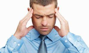 проблемы кровообращения мозга;