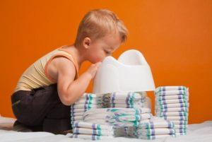 Количество мочеиспусканий в течение 24 часов зависит от возраста ребенка