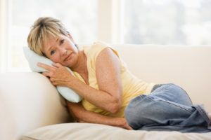 Частое посещения туалета в ночное время могут наблюдаться у женщин пожилого возраста