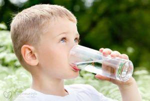 Употребление большого количества воды