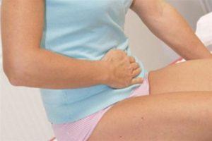 Побочный эффект может возникнуть в виде жжения