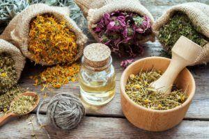 Народные средства как дополнение к терапии