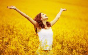 радость выздоровления